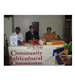 Community Multicultural Commission Booth