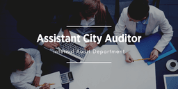 Assistant City Auditor link