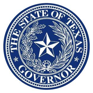 link to Texas Governor's website Opens in new window